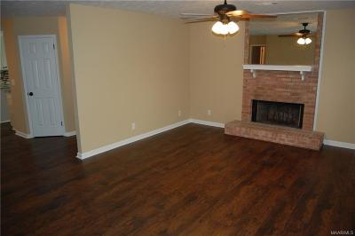 Montgomery Single Family Home For Sale: 3742 Lewis Lane