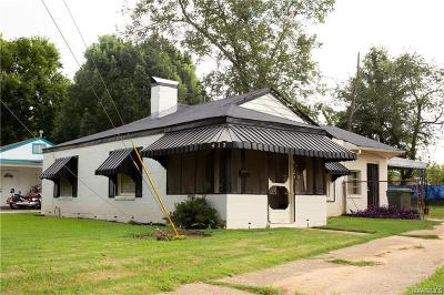 Montgomery Single Family Home For Sale: 412 E Shawnee Drive