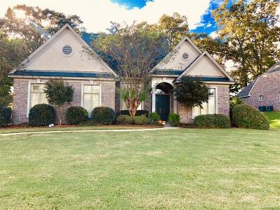 Montgomery Single Family Home For Sale: 6151 Henley Way