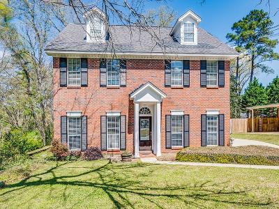 Prattville Single Family Home For Sale: 905 Brookwood Drive
