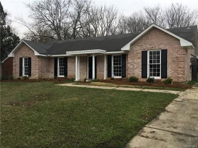 Montgomery Single Family Home For Sale: 5715 Bridle Path Lane