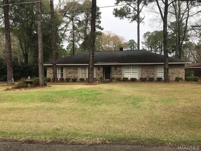 Selma Single Family Home For Sale: 6 Chambliss Drive Drive