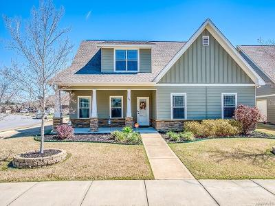 Pike Road Single Family Home For Sale: 69 Travertine Drive