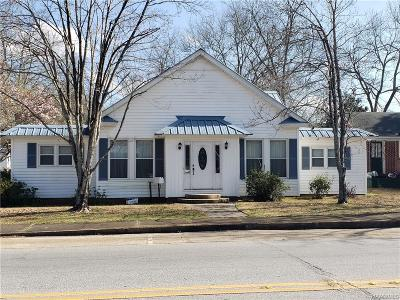 Tallassee Single Family Home For Sale: 112 Central Boulevard