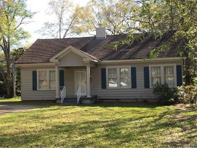 Montgomery Single Family Home For Sale: 3365 Cloverdale Road