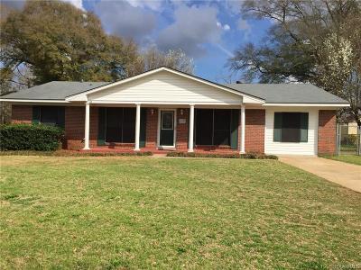 Prattville Single Family Home For Sale: 926 Skidmore Avenue