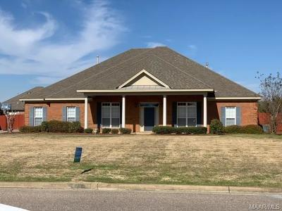 Montgomery Single Family Home For Sale: 1243 Chadwick Lane
