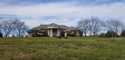 Rural Single Family Home For Sale: 2939 Old McGehee Road