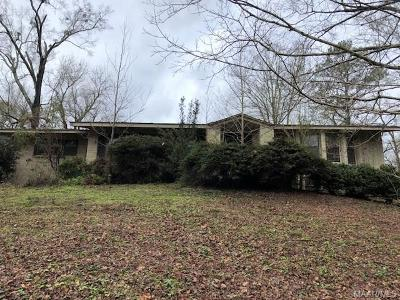 Selma Single Family Home For Sale: 111 Landline Road