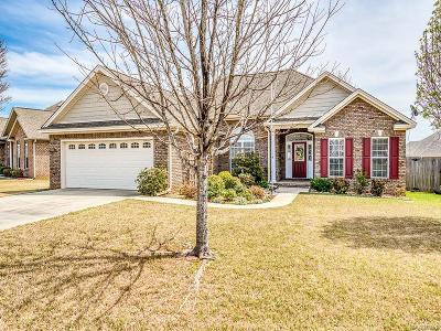 Prattville Single Family Home For Sale: 1326 Carson Drive