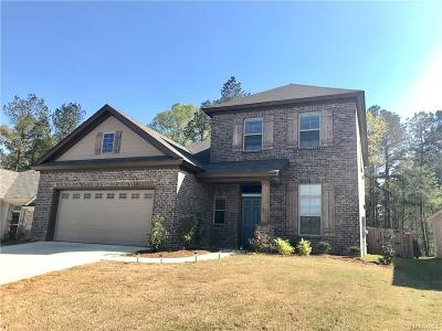 Woodland Creek Single Family Home For Sale: 9208 Crescent Lodge Circle