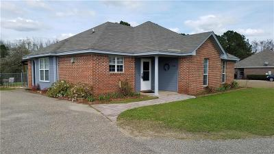 Wetumpka Single Family Home For Sale: 2508 Mitchell Creek Road