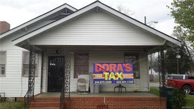 Single Family Home For Sale: 1207 Highland Avenue