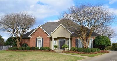 Sturbridge Single Family Home For Sale: 8655 Old Savannah Lane