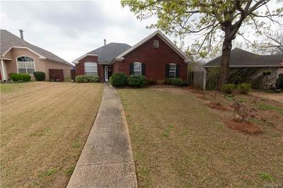 Bell Meadows Single Family Home For Sale: 2656 Queens Hollow Court