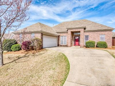 Prattville Single Family Home For Sale: 790 Stapleford Trail