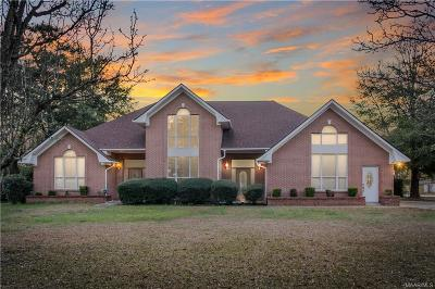 Enterprise Single Family Home For Sale: 1234 County Road 445 Road
