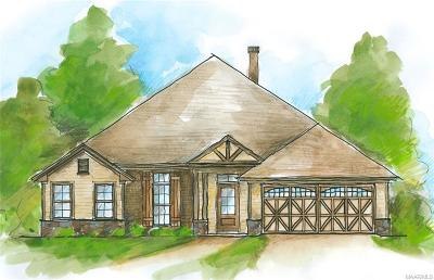 Woodland Creek Single Family Home For Sale: 9219 Crescent Lodge Circle
