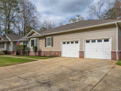 Prattville Single Family Home For Sale: 718 Durden Court