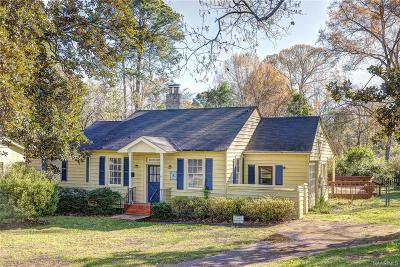 McGehee Estates Single Family Home For Sale: 2162 Fernway Drive