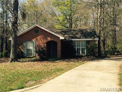 Montgomery Single Family Home For Sale: 6366 Taylor Ridge Road