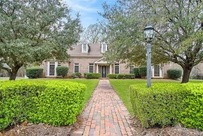 Montgomery Single Family Home For Sale: 8100 Dogwood Lane