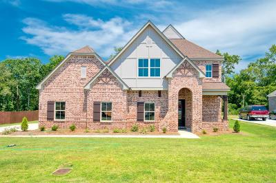 Prattville Single Family Home For Sale: 1348 Tullhoma Drive