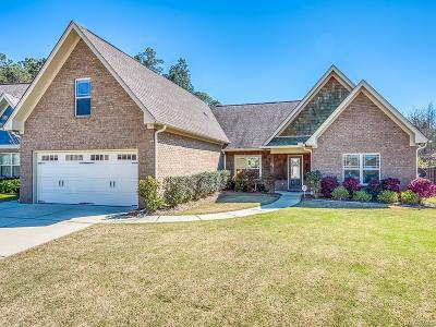 Pike Road Single Family Home For Sale: 63 Stone Park Trail