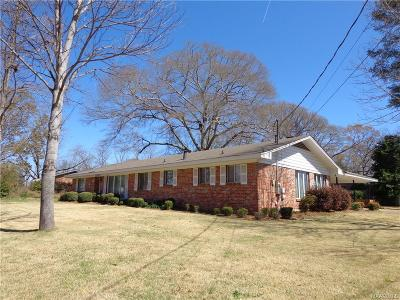 Prattville Single Family Home For Sale: 704 Shadow Lane