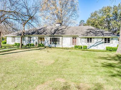Montgomery Single Family Home For Sale: 3420 Lansdowne Drive