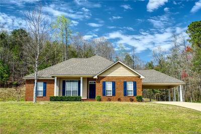 Wetumpka Single Family Home For Sale: 265 Woodhaven Lane