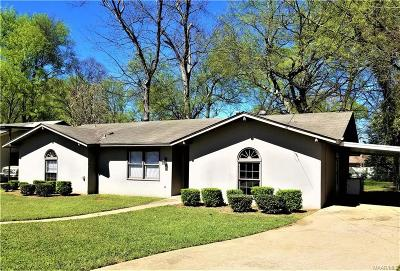 Montgomery Single Family Home For Sale: 418 Bowling Green Drive