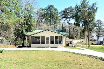 Titus Single Family Home For Sale: 747 Jordan Lake Road