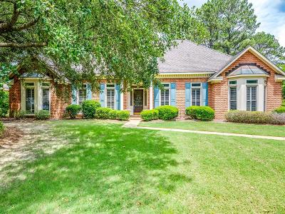 Montgomery Single Family Home For Sale: 9719 Rosalie Drive