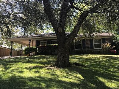 Montgomery Single Family Home For Sale: 3109 Durham_ Drive