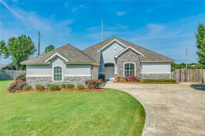 Deer Creek Single Family Home For Sale: 8501 Carillion Place