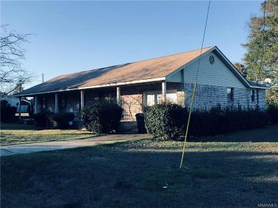 Tallassee Single Family Home For Sale: 710 W Main Street