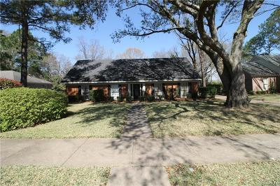 McGehee Estates Single Family Home For Sale: 2917 Fernway Drive