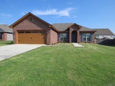 Montgomery Single Family Home For Sale: 6337 Tennyson Drive