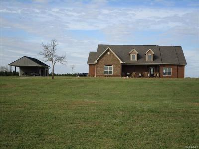 Enterprise Single Family Home For Sale: 1558 County Road 610 Road