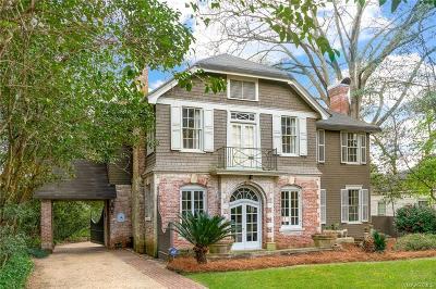 Montgomery Single Family Home For Sale: 346 Felder Avenue