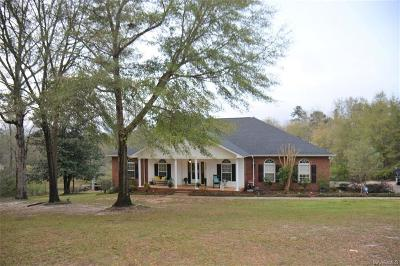 Enterprise Single Family Home For Sale: 367 County Road 556