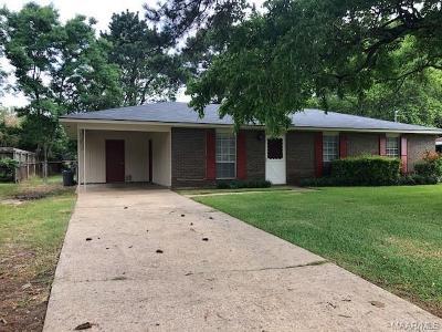 Prattville Single Family Home For Sale: 213 Magnolia Drive