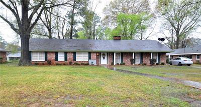 Montgomery AL Single Family Home For Sale: $100,000