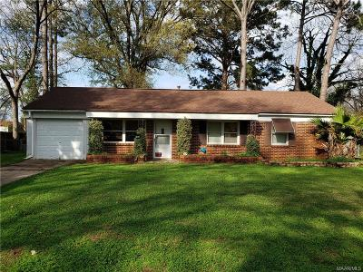 Montgomery Single Family Home For Sale: 1008 Kenwood Drive