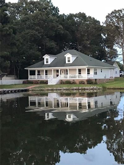 Wetumpka Single Family Home For Sale: 248 Reynolds Road