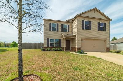 Montgomery Single Family Home For Sale: 4204 Chesire Way