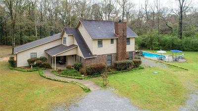 Rural Single Family Home For Sale: 4321 Millwood Lane