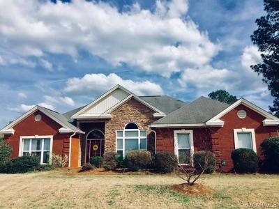 Wetumpka Single Family Home For Sale: 233 Windsong Ridge