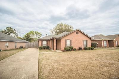 Montgomery Single Family Home For Sale: 7401 Copperfield Drive